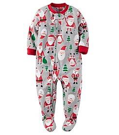 Carter's® Boys' One Piece Santa Sleeper