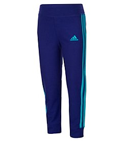 adidas® Girls' 2T-6X Jumping Jack Joggers
