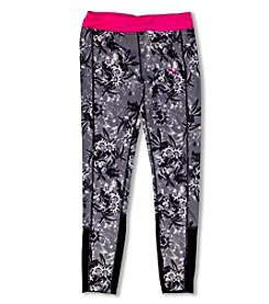 PUMA® Girls' 2T-6X Printed Leggings