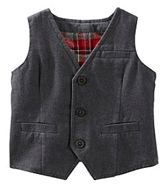 OshKosh B'Gosh® Baby Boys Flannel Lined Vest