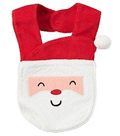 Carter's® Baby Santa Bib