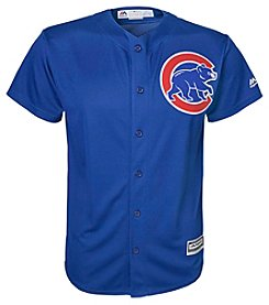 Majestic Boys' 8-20 MLB® Cubs Alternate Replica Jersey