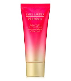 Estee Lauder Nutritious Radiant Vitality 2-In-1 Foam Cleanser Travel Size