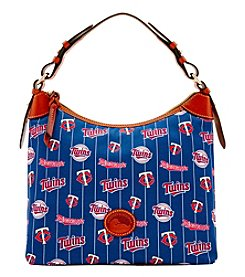 Dooney & Bourke® MLB® Minnesota Twins Large Erica Hobo