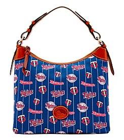 Dooney & Bourke® MLB® Minnesota Twins Large Erica Hobo