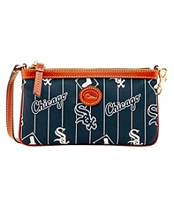 Dooney & Bourke® MLB® Chicago White Sox Large Slim Wristlet