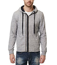 Buffalo by David Bitton Men's Fajyk Long Sleeve Full Zip Hoodie