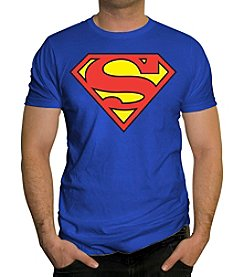 DC Comics® Men's Superman Emblem Short Sleeve Tee