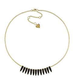 V1969 ITALIA Black Sapphire Mystique Necklace