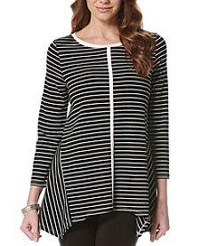 Rafaella® Stripe Tunic