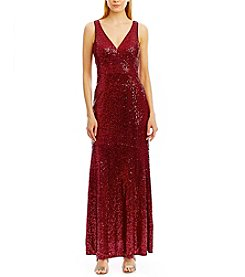 Nicole Miller New York™ Sequin Gown