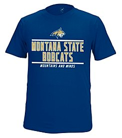 J. America® Men's NCAA® Montana State University Choice Short Sleeve Tee