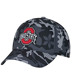 J. America® NCAA® Ohio State University Camo Cover Official Snapback Hat