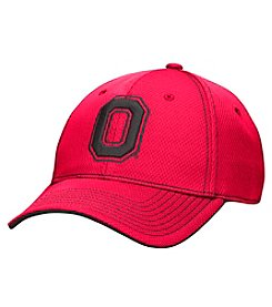 J. America® NCAA® Ohio State University Pinpoint Fitted Hat