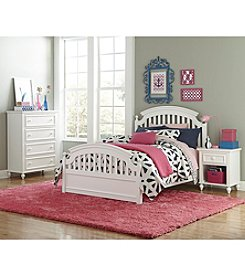 Legacy Classic Kids White Academy Youth Bedroom Collection