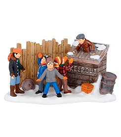 Department 56® A Christmas Story Village Bullies In The Alley