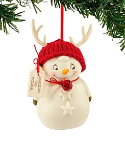 Department 56® Wanna-Be-Reindeer Ornament