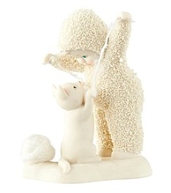 Department 56® Snowbabies Cat's Play