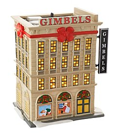 Department 56® Elf Village Gimbels Department Store