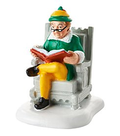 Department 56® Elf Village Papa Elf