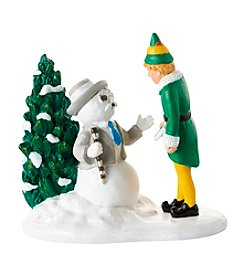 Department 56® Elf Village Leon And Buddy