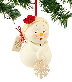 Department 56® You Sparkle Baby Ornament