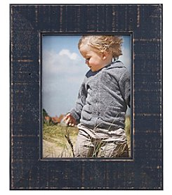 Fetco® 8x10 Dennis Reclaimed Wood Dark Blue