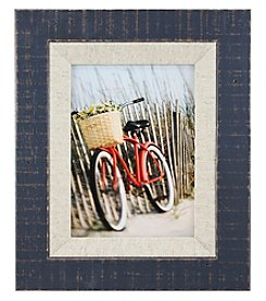 Fetco® 5x7 Dennis Reclaimed Wood Dark Blue