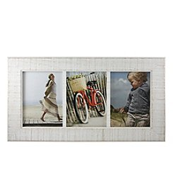 Fetco® 5x7 Dennis Reclaimed Wood White