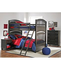 Legacy Classic Kids Molasses Academy Youth Bunk Bed Collection