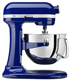 KitchenAid® Professional 600 Series 6-Qt. Stand Mixer Blue + FREE Ice Cream Maker see offer details