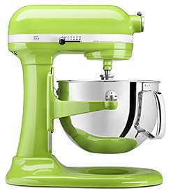 KitchenAid® Professional 600 Series 6-Qt. Stand Mixer Green Apple + FREE Ice Cream Maker see offer details