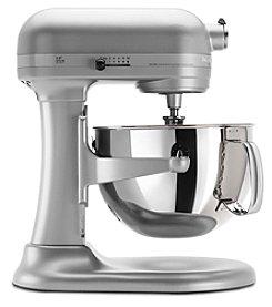 KitchenAid® Professional 600 Series 6-Qt. Stand Mixer Nickel Pearl