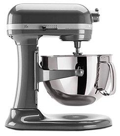 KitchenAid® Professional 600 Series 6-Qt. Stand Mixer Pearl Metallic