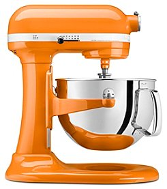 KitchenAid® Professional 600 Series 6-Qt. Stand Mixer Tangerine