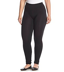 Pink Rose® Plus Size Seamless Leggings