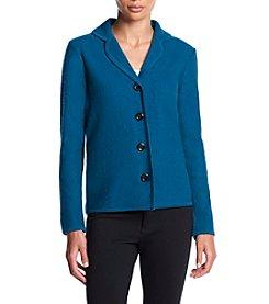 Kasper® Sweater Jacket