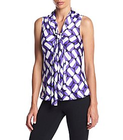 Nine West® Neck Tie Cami