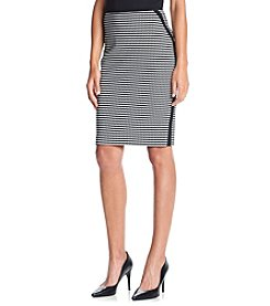 Nine West® Combo Frame Pencil Skirt