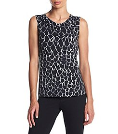 Nine West® Cowl Neck Tank