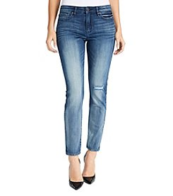 William Rast® Slim Straight Leg Jeans