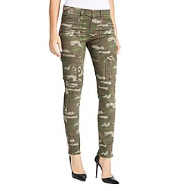 William Rast® Camo Utility Slimmer Pants