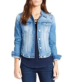 William Rast® Embroidered Sussex Denim Jacket