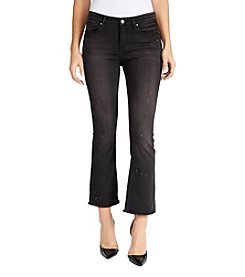 William Rast® Flare Crop Jeans