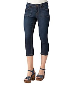 Democracy Pork Chop Crop Jeans