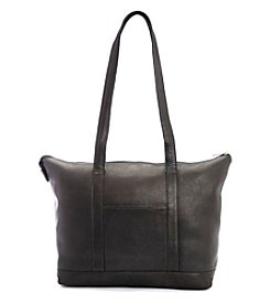 Royce® Leather Luxury 24 Hour Women's Travel Tote Bag