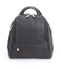 Royce® Leather Women's Sling Backpack