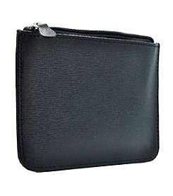 Royce® Leather RFID Blocking Women's Slim City Wallet