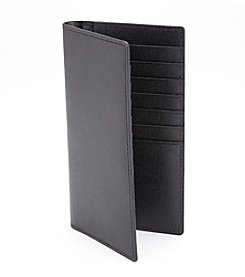 Royce® Leather RFID Blocking Bi-Fold Credit Card Wallet