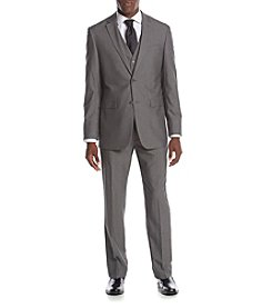 Perry Ellis® Men's Slim Fit Herringbone Suit Separates